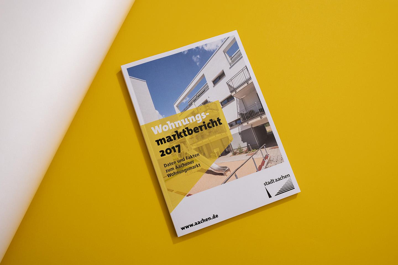 Wohnungsmarktbericht Stadt Aachen